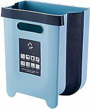 Klappbarer Mülleimer für Küchen- und