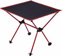 Klappbarer Picknick-Tisch aus Aluminium Camping