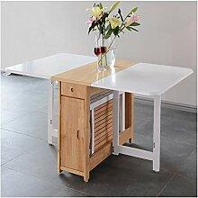 Klappbarer Tisch- Esstisch Klappbarer Tisch-