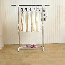 Klappbarer wäscheständer pullover,Stock einpolig