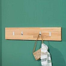 Klappenhaken Garderobe aus Kernbuche Massivholz