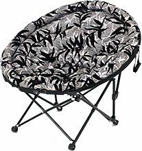 Klappstühle Haushaltsstühle Single Moon Stühle Lazy Sofa Liegestuhl Schlaf-Lounge-Stuhl Lazy Sofa (eine Vielzahl von Farben optional) ( farbe : # 5 )