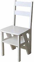 Klappstufen Vier-Schicht-Klappleiter Stuhl