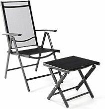 liegest hle campingstuhl g nstig online kaufen lionshome. Black Bedroom Furniture Sets. Home Design Ideas