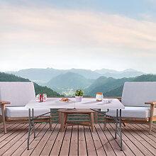 Klapptisch Klappbar Campingtisch Gartentisch Weiß