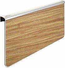 Klapptisch Massivholz Wand-Esstisch, Falttisch