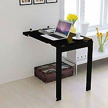 Klapptisch, Multifunktions-Wandtisch, Wandtisch,
