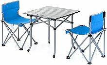 Klapptisch Tisch und Stuhl Outdoor Portable