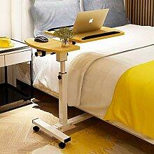 Klapptisch Verstellbarer Laptop-Betttisch