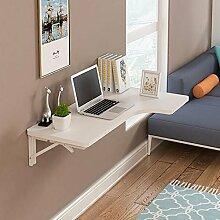 Klapptisch, wandmontierter Schreibtisch