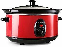 Klarstein Bristol 35 - Slow Cooker, Schongarer,