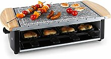 Klarstein Chateaubriand Raclette-Grill •
