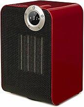 Klarstein Cozy Cube • Keramikheizgerät • Elektroheizung • E-Heizung • Leistung: 900 oder 1800 Watt • LED-Touchdisplay • diverse Heizmodi • Abschalttimer • spritzwassergeschützt IPX1 • ro