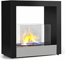 Klarstein Phantasma Cube Ethanol-Kamin Feuerstelle