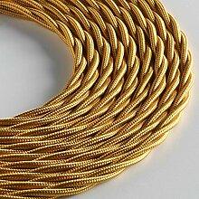Klartext Textilkabel BELLE ÉPOQUE Vintage
