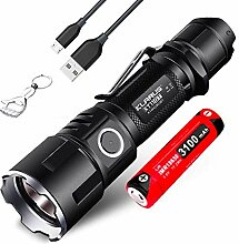 KLARUS XT11GT Taschenlampe LED Super Helle Mit