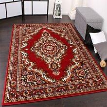 Klassicher Orient Teppich Muster Red, Grösse:280x370 cm