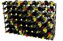 Klassisch 70 Flasche Eiche dunkel gebeiztem Holz