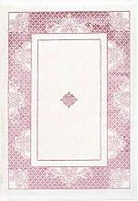 Klassisch Orientalisch Teppich Schnörkel Beige