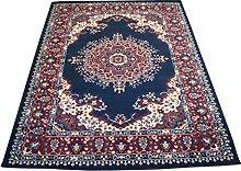 Klassisch Teppich Orient Top Preis Guenstig Teppich PERSIAN 4480-BLU cm.180x270