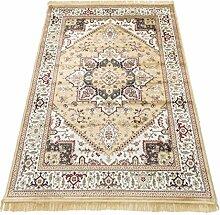 Klassisch Teppich Perser Dessin Teppich Heriz RUBINE 304-ORO 160X230