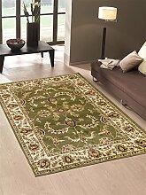 Klassisch Teppich Ziegler Living Teppich SALON 716-VERDE 200X300