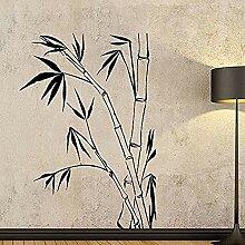 Klassische Bambus Gemüse Aufkleber für