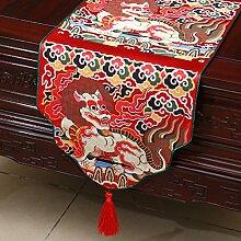 Klassische Moderne Europäische Art-Tabellen-Markierungsfahnen-klassische Tischdecke-Kaffeetisch-Tuch-Bett-Tuch,A5