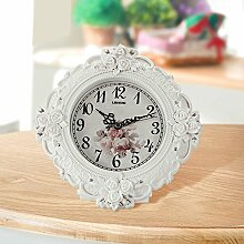 Klassische Retro Regal-Uhr Antik Design