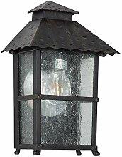 Klassische Wandlampe Nancy - Außenleuchte