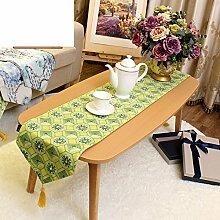 Klassischen,Europäisch,Tischtischflagge/Moderne,Simple,Mode Coffee Table Runner/Bett-runner-B 30x180cm(12x71inch)
