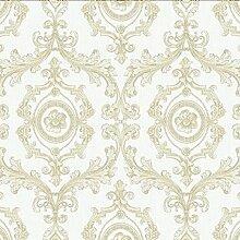 Klassischen minimalistischen Schlafzimmer Tapeten Reine Papier Tapeten Wohnzimmer Wände Umweltstudie Tapete-C