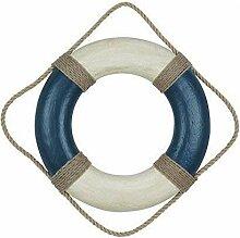 Klassischer Marine Rettungsring, Deko