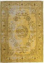 Klassischer Orient Teppich Range 385 Gold 80cm x 150cm