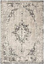 Klassischer Teppich Viva Rug 120x170cm RE02 Grau