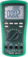 KLAUKE 52047806 Multimeter DM-820A, Digital, True-RMS