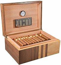 Klavierlack Zigarrenkiste Großvolumige Zigarre