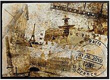 Klebefieber Fußmatte Paris B x H: 70cm x 50cm