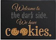 Klebefieber Fußmatte We have Cookies B x H: 70cm x 50cm