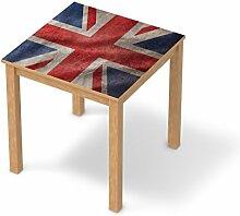 Klebefolie für IKEA Norden Tisch 74x74 cm |