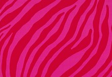 Klebefolie Möbelfolie Zebra pink rot 45 cm x 200