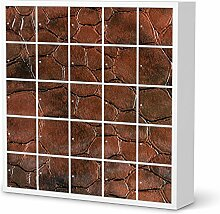 Klebefolie Sticker Tapete für IKEA Expedit Regal