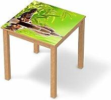 Klebefolie Sticker Tapete für IKEA Norden Tisch