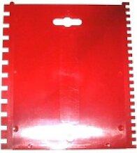Kleber-Leimspachtel Kunststoff Zahnspachtel C1/C2