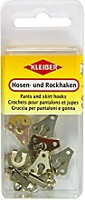 Kleiber 80057 Rockhaken, silber