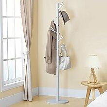 Kleiderablage kreative Garderobe Moderne Garderobe Einfache Garderobe Modische Garderobe für den Innenbereich ( Farbe : B , größe : 173*40cm )
