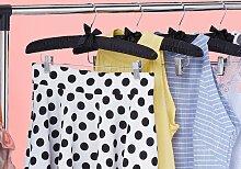 Kleiderbügel mit Klammer Asa