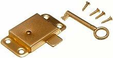 Kleiderschrank Schrank Schubladenschrank Türschloss und Schlüssel 63mm mit Schrauben