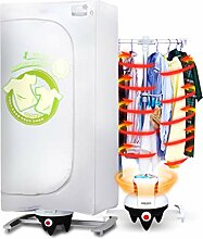 Kleiderschrank Stil Wäschetrockner, Mini Folding