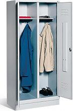 Kleiderspind CP 2 Abteile 81 x 180 x 50 cm